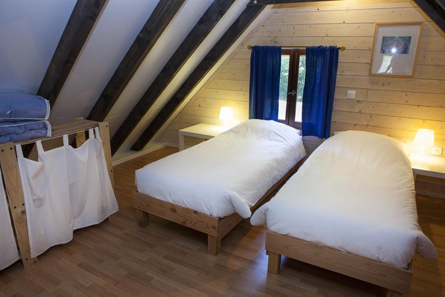 lieu insolite pour dormir