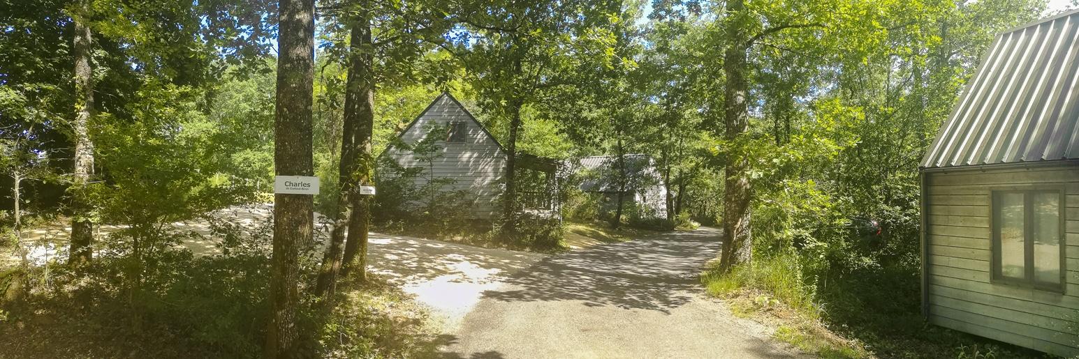 cabane originale