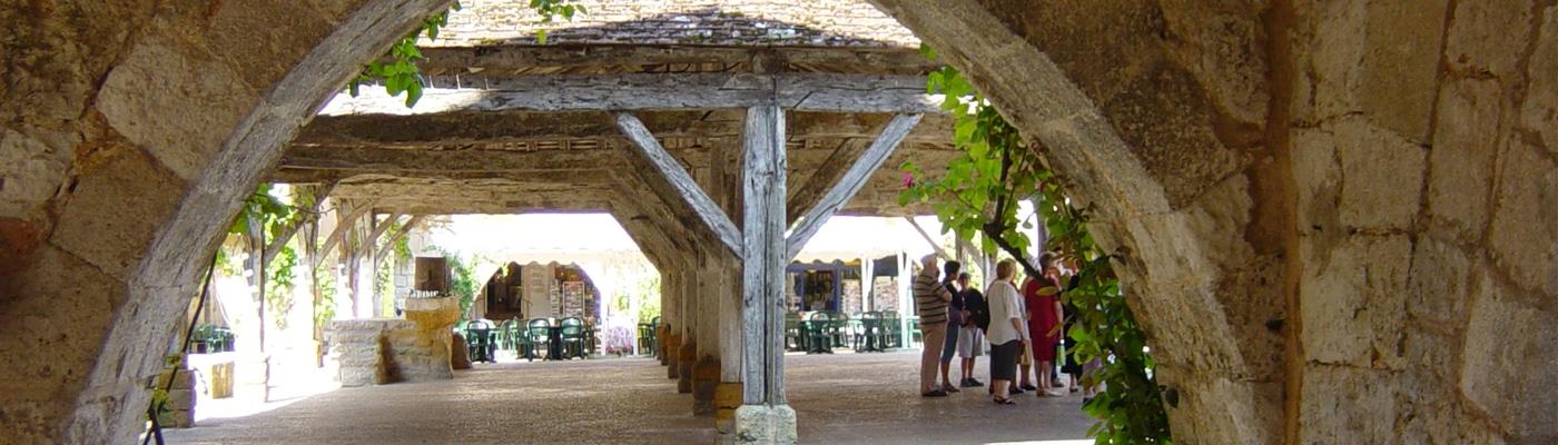 cabane dans les arbres monpazier